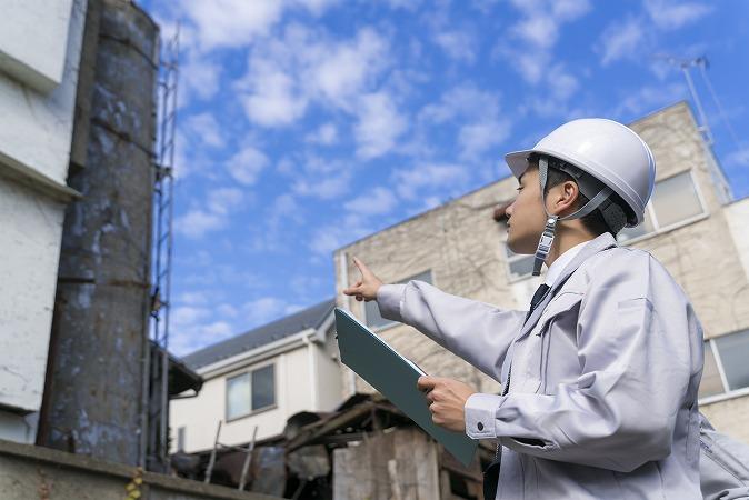 解体工事なら大村建設へおまかせください!